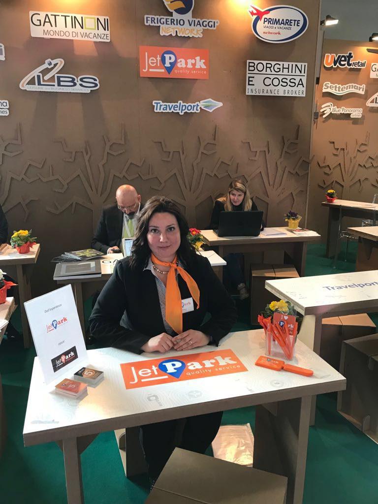Jetpark presente alla Bit 2018