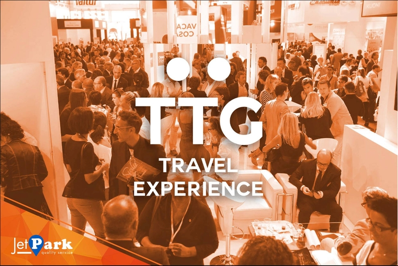 JetPark sarà presente alla fiera TTG Travel Experience