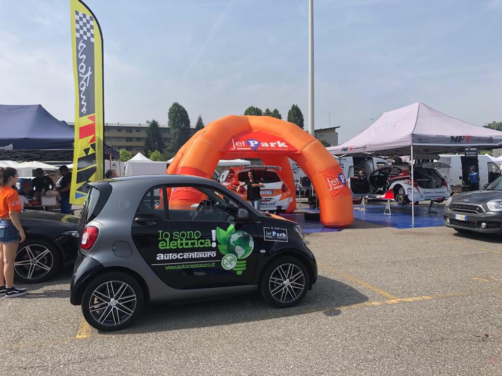 JetPark al Milano Rally Show 2019