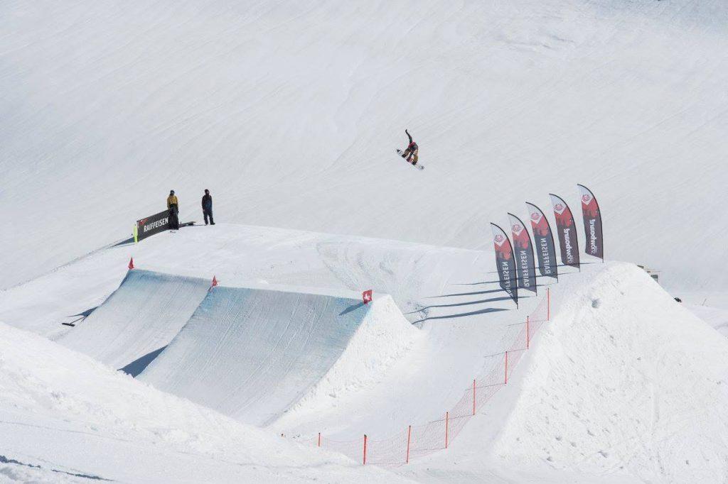 Alex Lotorto ai Giochi Olimpici giovanili invernali