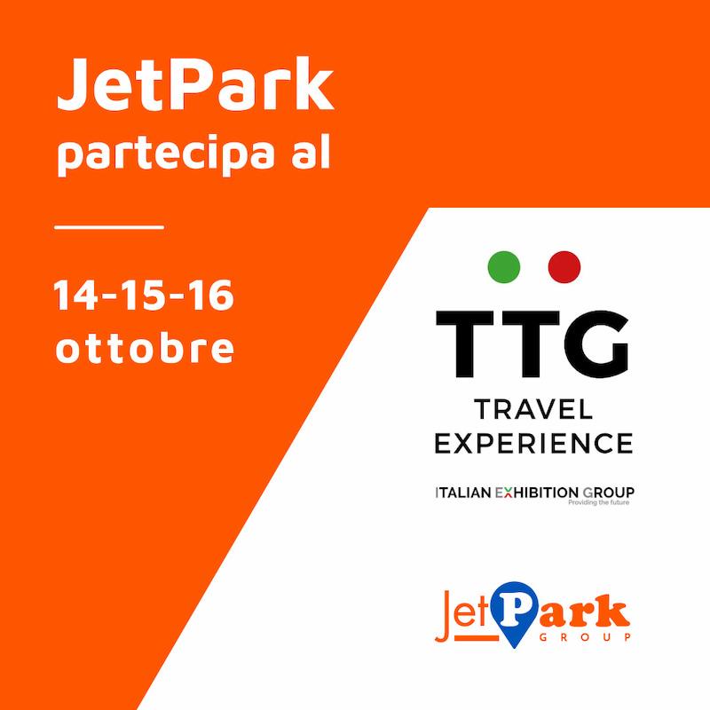 JetPark partecipa al TTG Travel Experience 2020