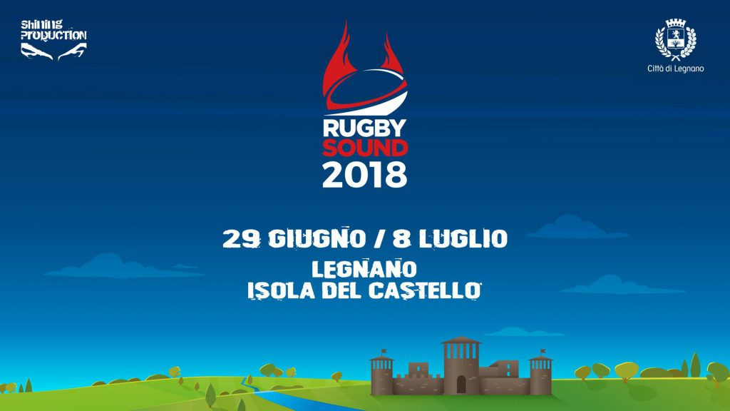 Rugby Sound Festival 2018, ci siamo!