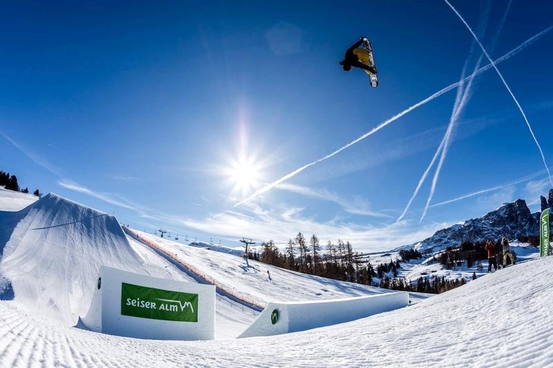 Nuovo atleta nel team JetPark: è lo snowboarder