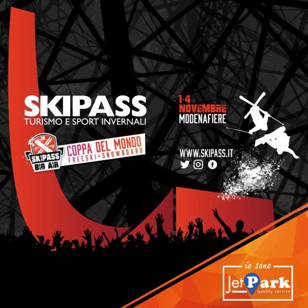 JetPark è presente allo Skipass di Modena per