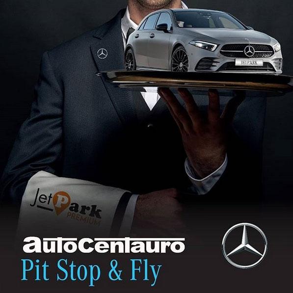 Pit Stop & Fly: il nuovo servizio di