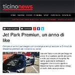 10+1 Years: i giornali parlano di JetPark per