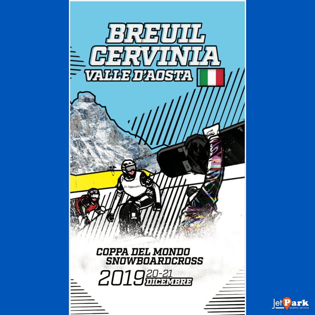 Il 20 e 21 dicembre siamo a Breuil-Cervinia